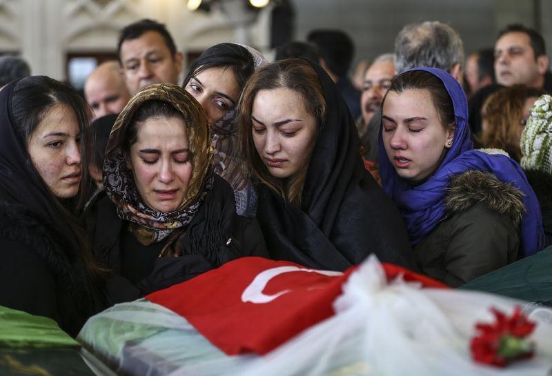 Ankara'da kaybettiklerimize son görev 35