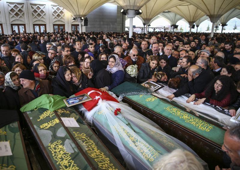 Ankara'da kaybettiklerimize son görev 36