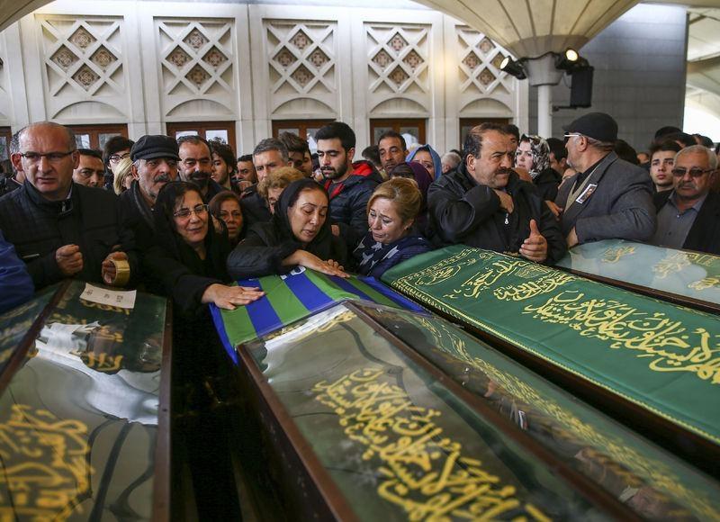 Ankara'da kaybettiklerimize son görev 37
