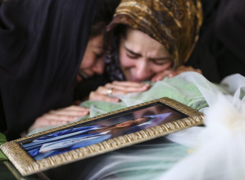 Ankara'da kaybettiklerimize son görev 38