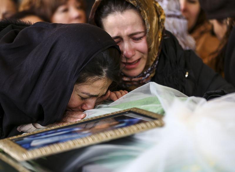 Ankara'da kaybettiklerimize son görev 39
