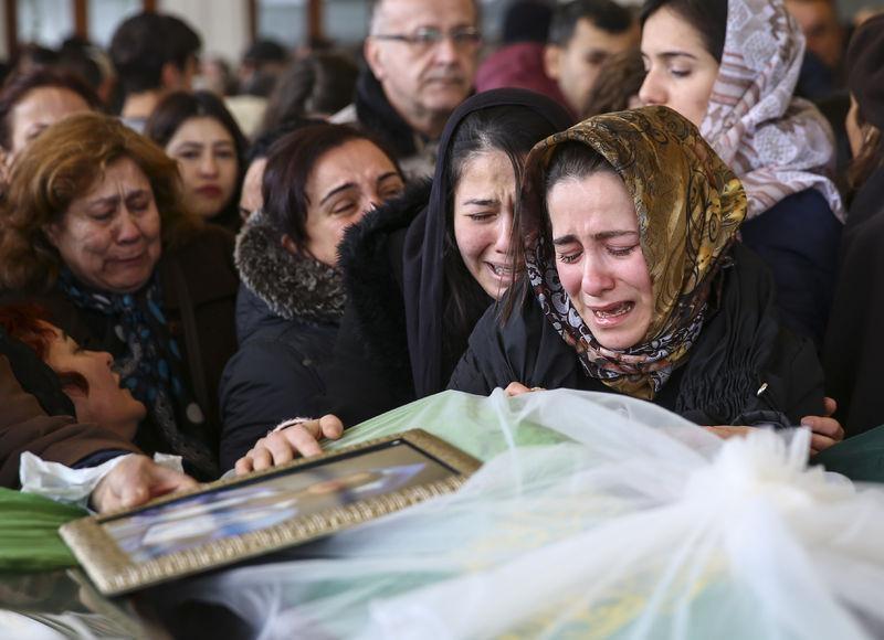 Ankara'da kaybettiklerimize son görev 40
