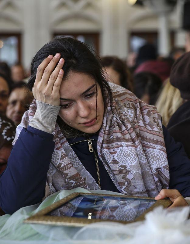Ankara'da kaybettiklerimize son görev 41