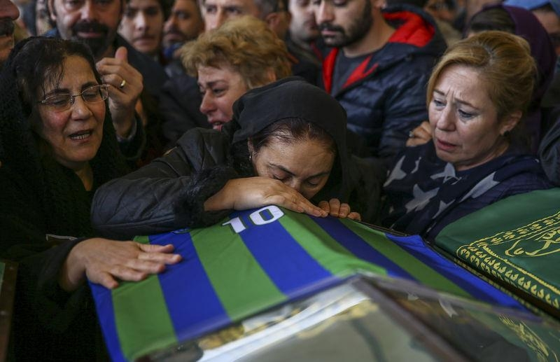 Ankara'da kaybettiklerimize son görev 42