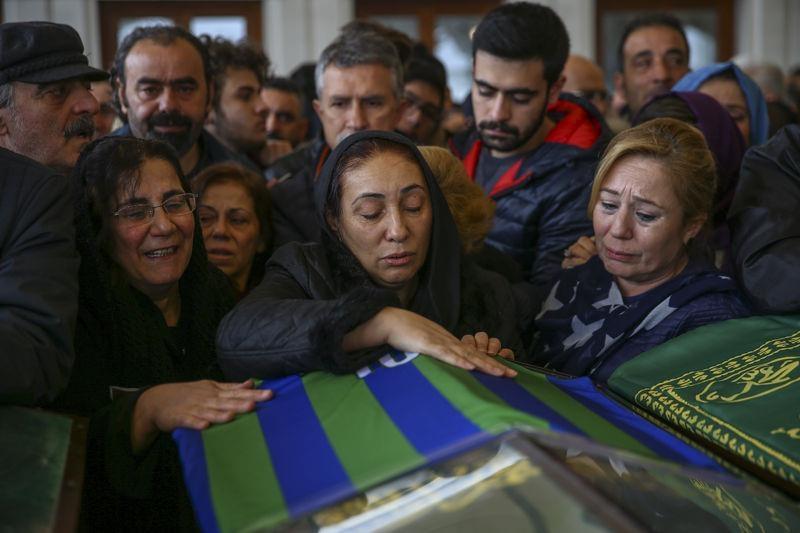 Ankara'da kaybettiklerimize son görev 43