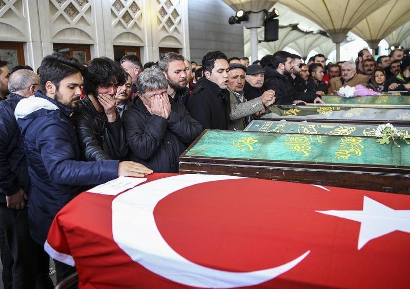 Ankara'da kaybettiklerimize son görev 44