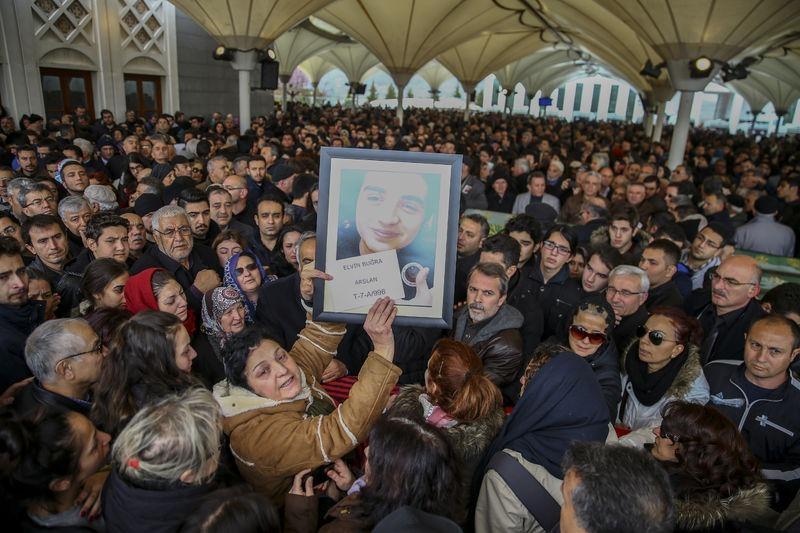 Ankara'da kaybettiklerimize son görev 47