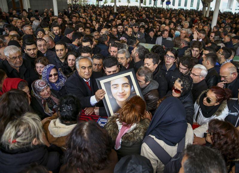 Ankara'da kaybettiklerimize son görev 48