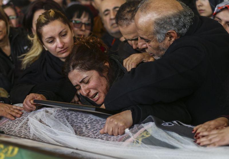 Ankara'da kaybettiklerimize son görev 50