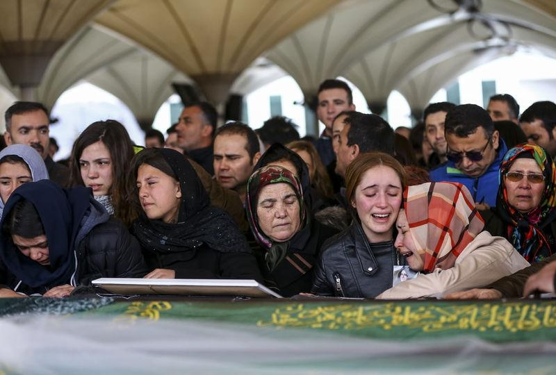 Ankara'da kaybettiklerimize son görev 52