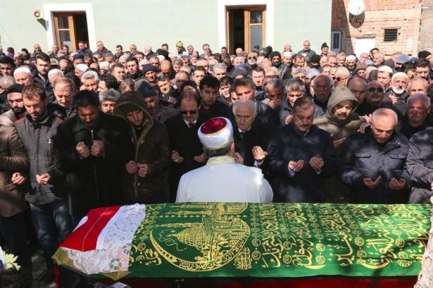 Ankara'da kaybettiklerimize son görev 53