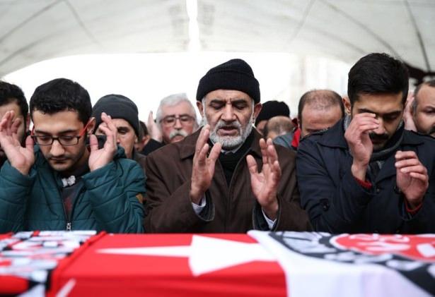 Ankara'da kaybettiklerimize son görev 59