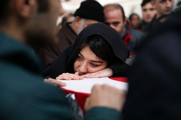 Ankara'da kaybettiklerimize son görev 60