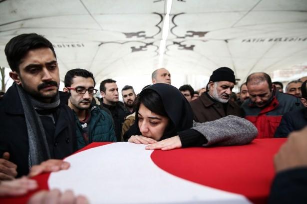Ankara'da kaybettiklerimize son görev 62