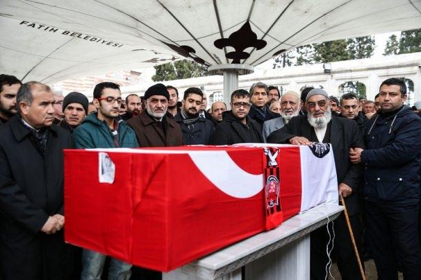 Ankara'da kaybettiklerimize son görev 64
