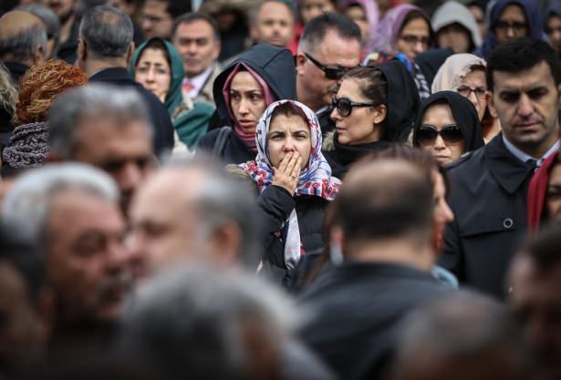 Ankara'da kaybettiklerimize son görev 67
