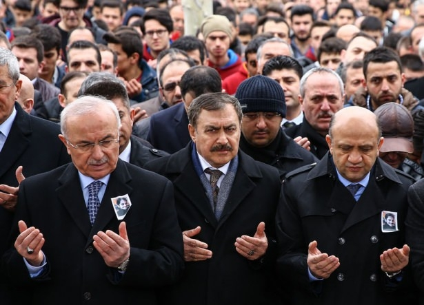 Ankara'da kaybettiklerimize son görev 69