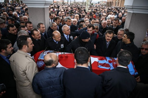 Ankara'da kaybettiklerimize son görev 70