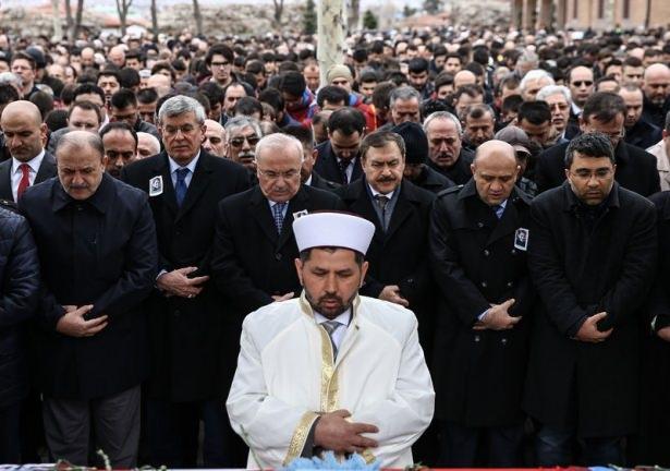 Ankara'da kaybettiklerimize son görev 75