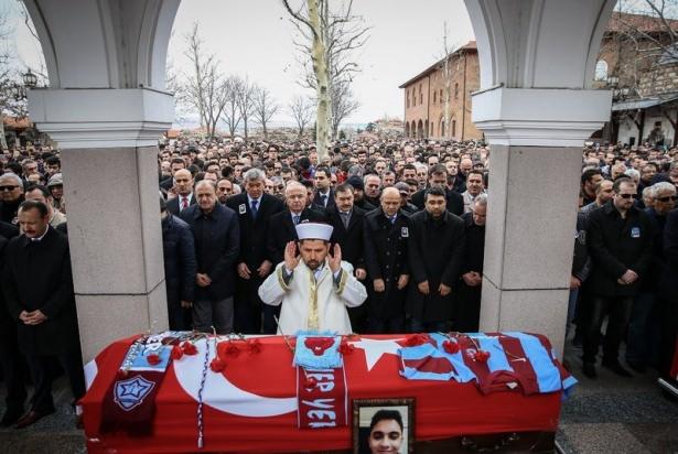 Ankara'da kaybettiklerimize son görev 76