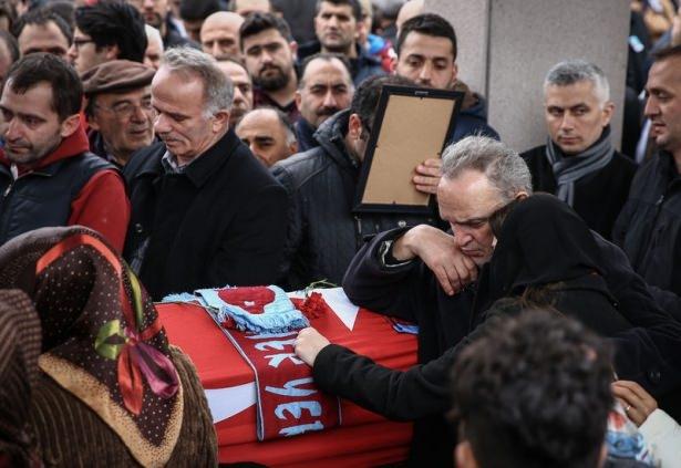 Ankara'da kaybettiklerimize son görev 77