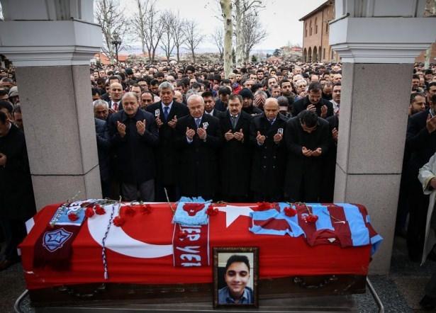 Ankara'da kaybettiklerimize son görev 78