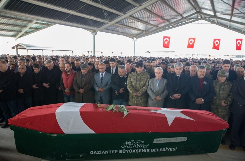 Ankara'da kaybettiklerimize son görev 8