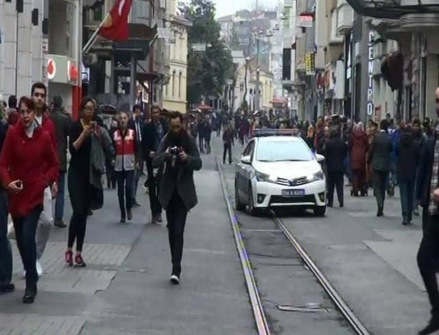 İstiklal Caddesi'nde patlama 10