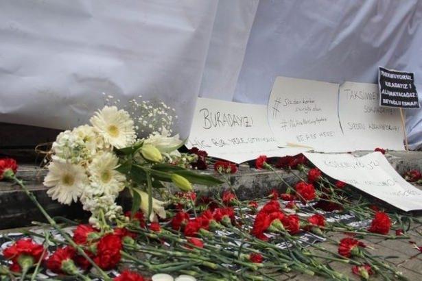 Saldırıdan sonra Taksim! 20