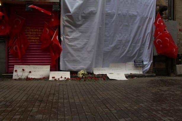 Saldırıdan sonra Taksim! 21
