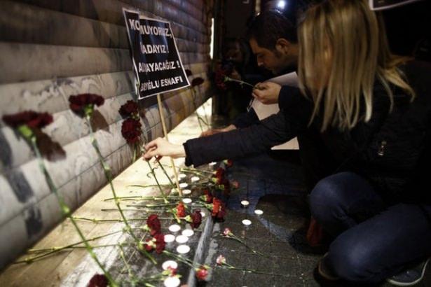 Saldırıdan sonra Taksim! 24