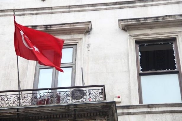 Saldırıdan sonra Taksim! 6