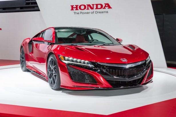 Honda NSX üretime geçiyor 1