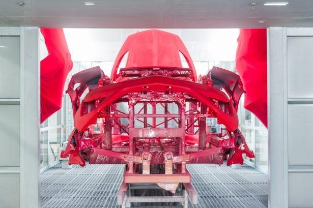 Honda NSX üretime geçiyor 10