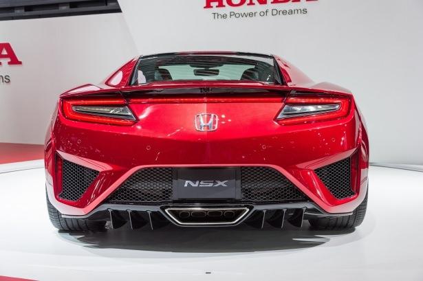 Honda NSX üretime geçiyor 2