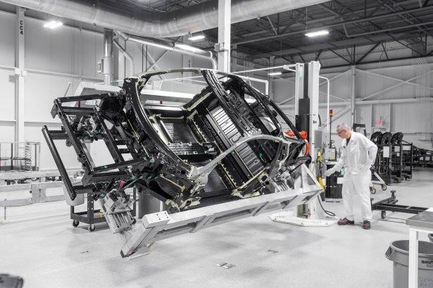 Honda NSX üretime geçiyor 3