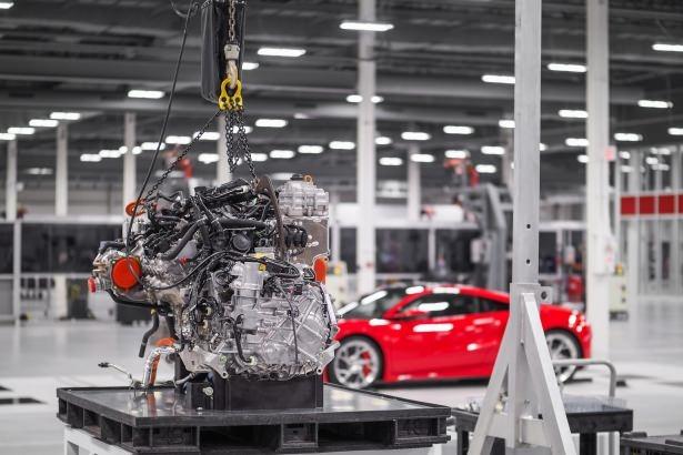 Honda NSX üretime geçiyor 8