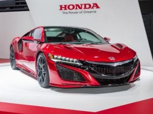 Honda NSX üretime geçiyor