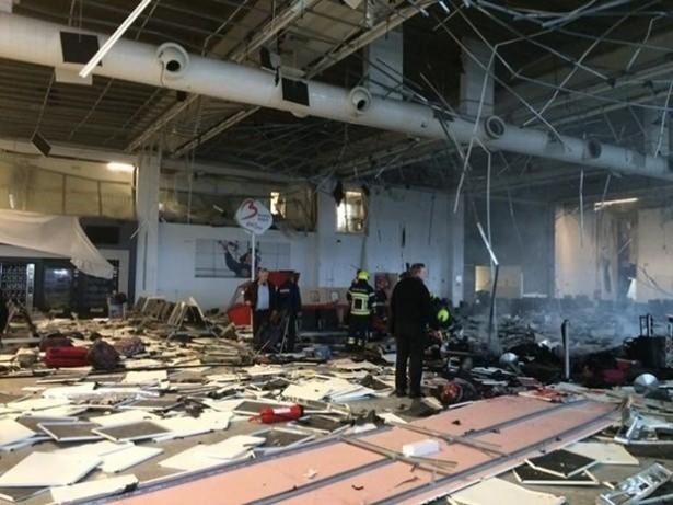 Brüksel Havalimanı'nda patlama 15