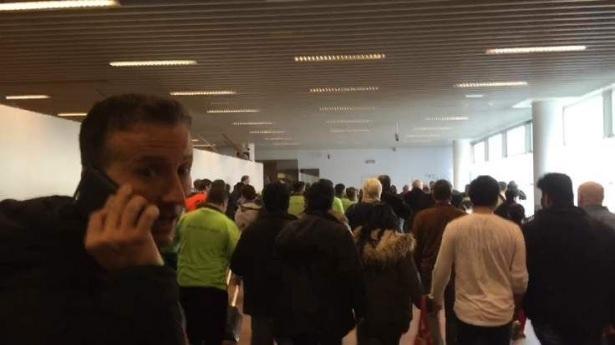 Brüksel Havalimanı'nda patlama 2