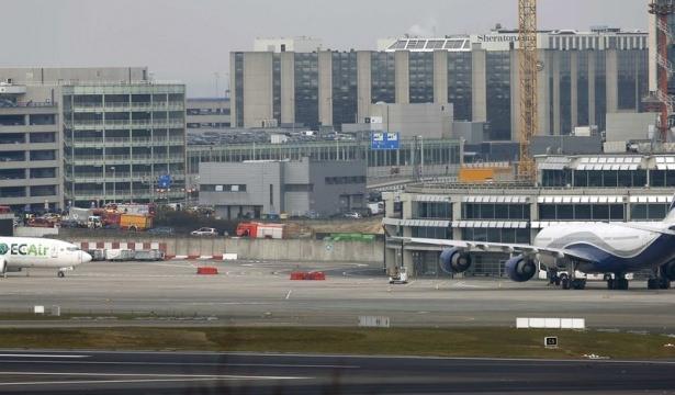 Brüksel Havalimanı'nda patlama 22