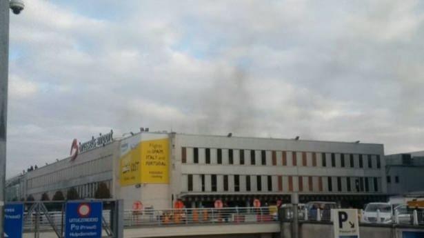Brüksel Havalimanı'nda patlama 26
