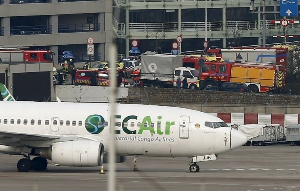 Brüksel Havalimanı'nda patlama 27
