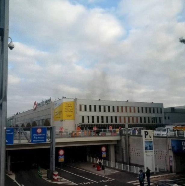 Brüksel Havalimanı'nda patlama 29