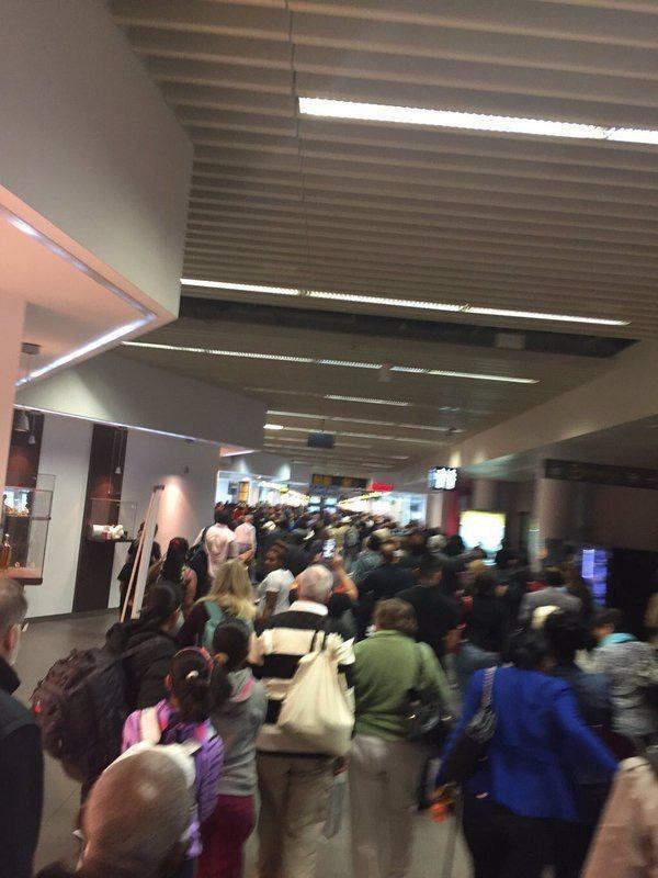 Brüksel Havalimanı'nda patlama 3