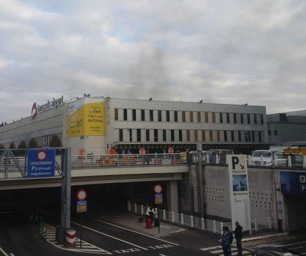 Brüksel Havalimanı'nda patlama 30