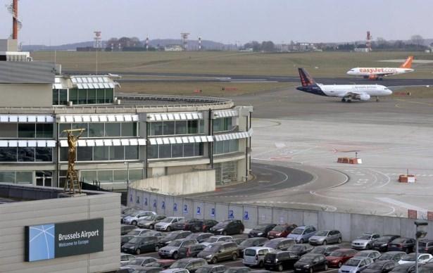 Brüksel Havalimanı'nda patlama 32