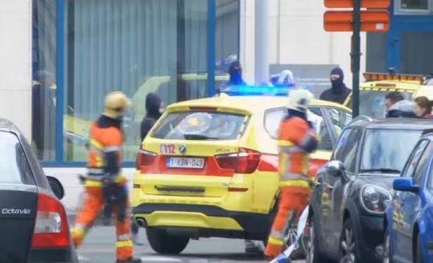 Brüksel Havalimanı'nda patlama 36