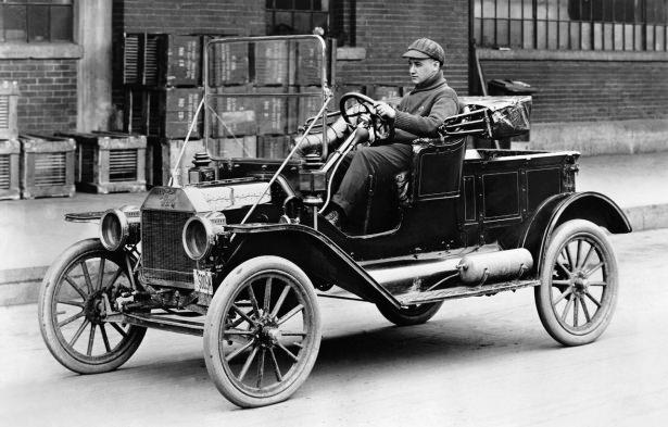 Tarihin en çok satılan 10 otomobili 4