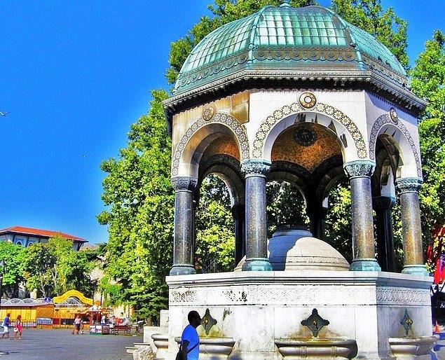 Karşılaştırmalı fotoğraflarla İstanbul'un dünü bugünü 11